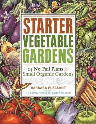 Starter Vegetable Gardens (Paperback)