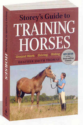 Storeys Guide to Training Horses (Paperback)
