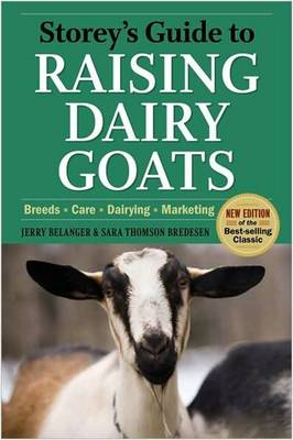 Storeys Guide to Raising Dairy Goats (Paperback)