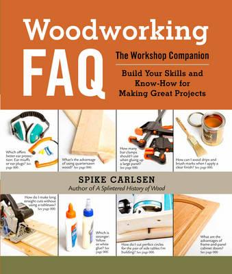 Woodworking FAQ (Paperback)