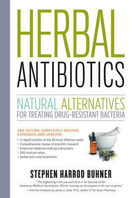 Herbal Antibiotics (Paperback)