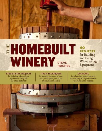Homebuilt Winery (Paperback)