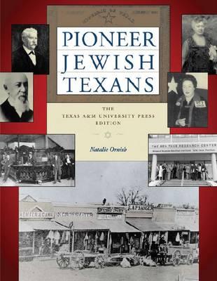 Pioneer Jewish Texans (Hardback)