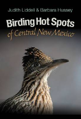 Birding Hot Spots of Central New Mexico (Paperback)
