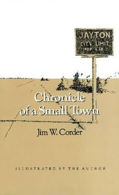 Chronicle of a Small Town - Wardlaw Books (Paperback)
