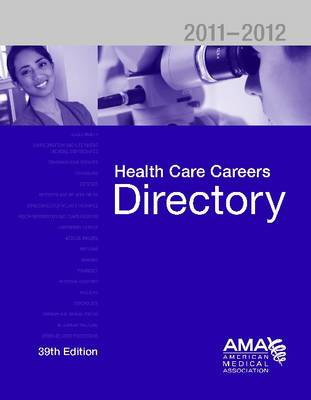 Health Care Careers Directory (Paperback)