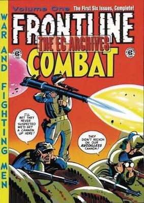The EC Archives: Frontline Combat (Hardback)