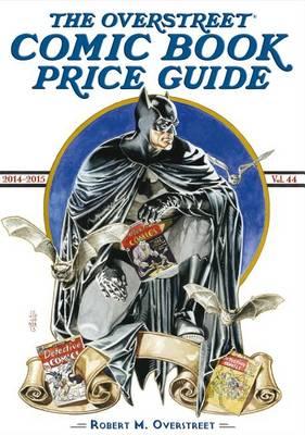 Overstreet Comic Book Price Guide Volume 44 (Paperback)