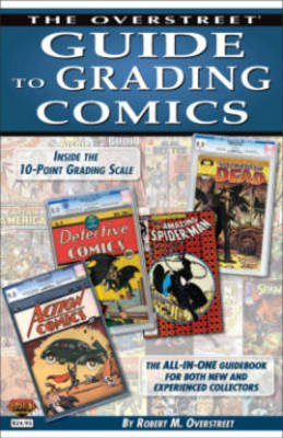 Overstreet Guide to Grading Comics 2015 (Paperback)
