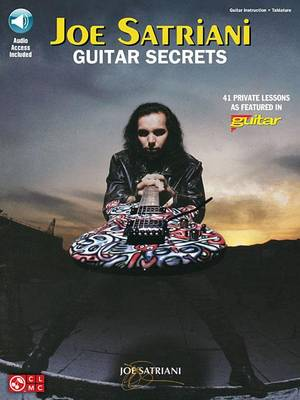 Joe Satriani: Guitar Secrets (Paperback)