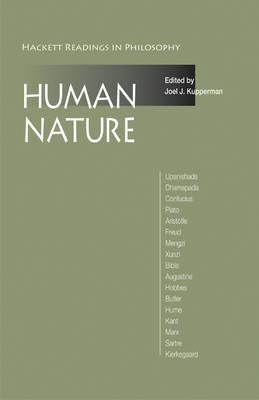 Human Nature: A Reader: A Reader - Hackett Readings in Philosophy (Hardback)