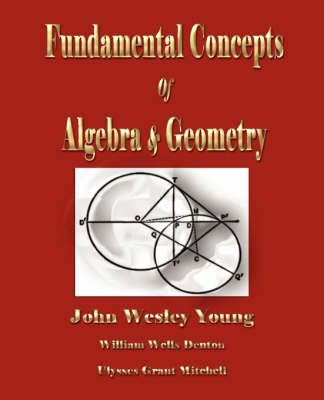 Lectures on Fundamental Concepts of Algebra and Geometry (Paperback)