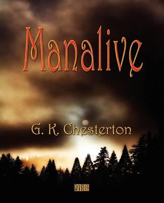 Manalive (Paperback)