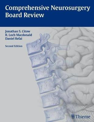 Comprehensive Neurosurgery Board Review (Paperback)