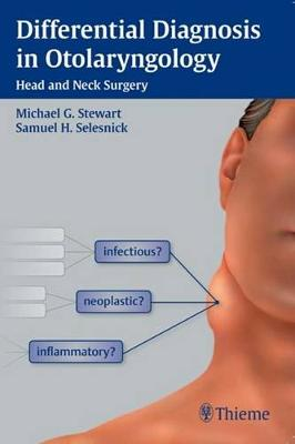 Differential Diagnosis in Otolaryngology: Head and Neck Surgery (Paperback)