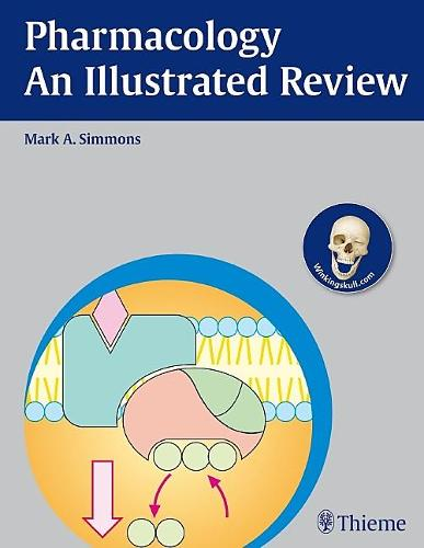 Pharmacology - An Illustrated Review - Thieme Illustrated Reviews (Paperback)