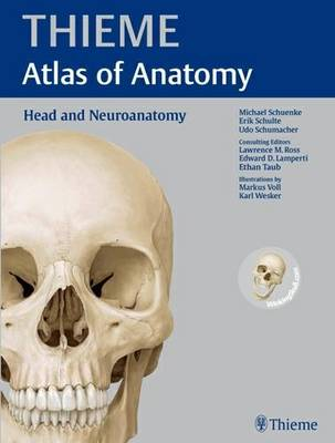 Head and Neuroanatomy (Thieme Atlas of Anatomy): With Scratch Code for Access to WinkingSkullPLUS - Thieme Atlas of Anatomy Series (Hardback)