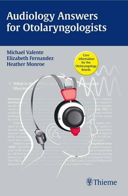 Audiology Answers for Otolaryngologists: A High-Yield Pocket Guide (Paperback)