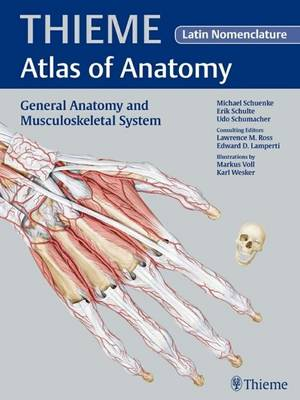 General Anatomy and Musculoskeletal System - Thieme Atlas of Anatomy Series (Hardback)