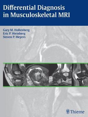Differential Diagnosis in Musculoskeletal MR (Hardback)