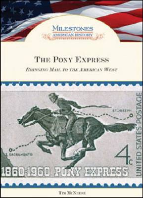 The Pony Express (Hardback)