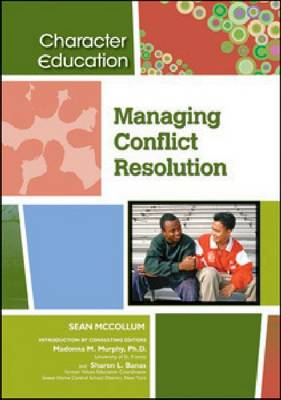 Managing Conflict Resolution (Hardback)