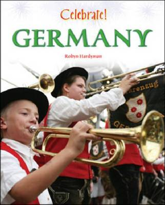 Germany - Celebrate! (Chelsea Clubhouse) (Hardback)
