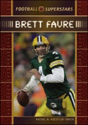 Brett Favre - Football Superstars (Paperback)