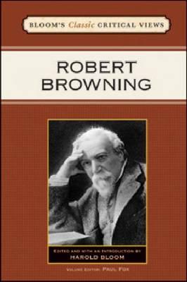 Robert Browning (Hardback)
