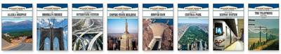 Building America: Then and Now Set - Building America: Then and Now (Hardback)