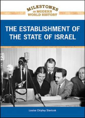 The Establishment of the State of Israel (Hardback)