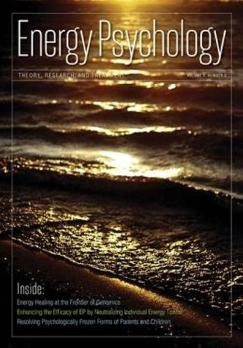 Energy Psychology Journal, 2:2 (Paperback)