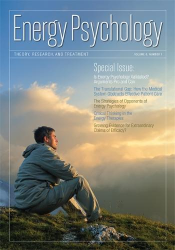 Energy Psychology Journal, 6:1 (Paperback)