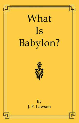 What is Babylon? (Paperback)