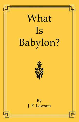 What is Babylon? (Hardback)