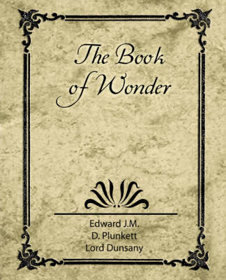 The Book of Wonder (Paperback)