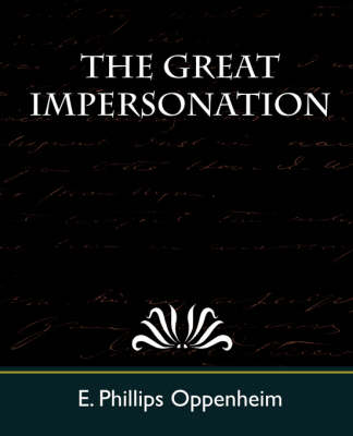 The Great Impersonation (Paperback)