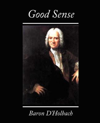 Good Sense (Paperback)