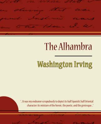 The Alhambra - Washington Irving (Paperback)