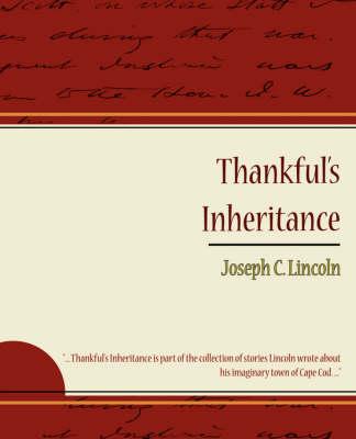Thankful's Inheritance (Paperback)