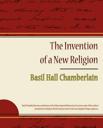 The Invention of a New Religion (Paperback)