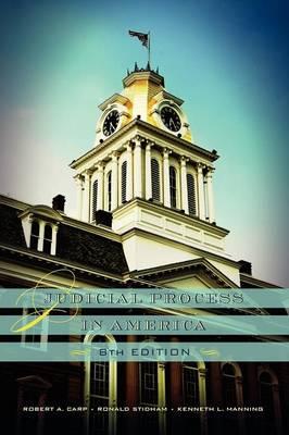 Judicial Process in America (Paperback)