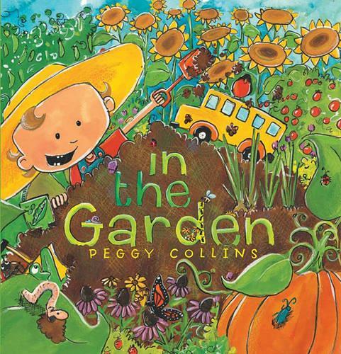 In the Garden (Board book)