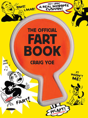 The Official Fart Book (Paperback)