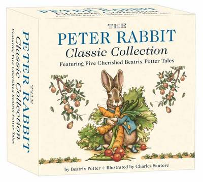 The Peter Rabbit Classic Collection (Board book)