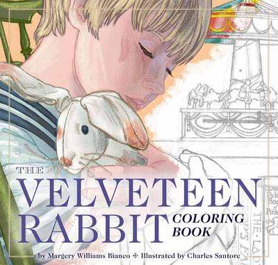 The Velveteen Rabbit Coloring Book: A Classic Editions Coloring Book (Paperback)