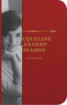 The Jacqueline Kennedy Onassis Notebook - The Signature Notebook Series 13 (Leather / fine binding)