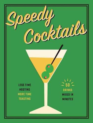 Speedy Cocktails (Board book)