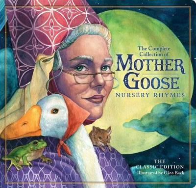 Mother Goose Nursery Rhymes Board Book (Board book)
