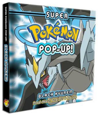 Super Pokemon Pop-Up: Black Kyurem (Paperback)